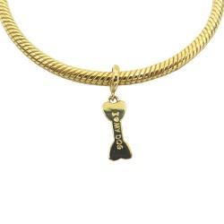 Pingente de ouro 18k Ossinho de Cão Pandora - j061... - RDJ JÓIAS