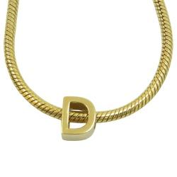 Pingente em Ouro 18k Letras Pandora - J06105191 - RDJ JÓIAS