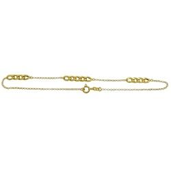 Tornozeleira de Ouro 18k Groumet - J12703157 - RDJ JÓIAS
