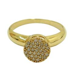Anel Chuveiro em Ouro com Diamantes - J15100003 - RDJ JÓIAS