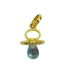 Berloque chupeta em Ouro para pulseira Pandora - ... - RDJ JÓIAS