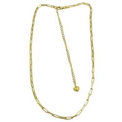 Gargantilha em Ouro Modelo Cartier - J4800059236 - RDJ JÓIAS