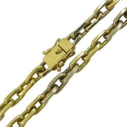 Corrente Grossa Masculina de Ouro Maciça Cartier -... - RDJ JÓIAS