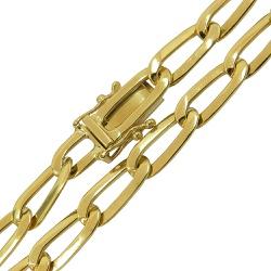 Corrente Masculina em Ouro 18K 0,750 - JC0018642-0 - RDJ JÓIAS