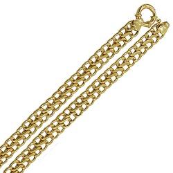 Corrente de Ouro 18K Elo Lacraia 45cm - JC0032215... - RDJ JÓIAS
