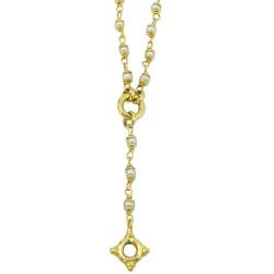 Gargantilha em ouro 18K com Perolas - JGR000429-0 - RDJ JÓIAS