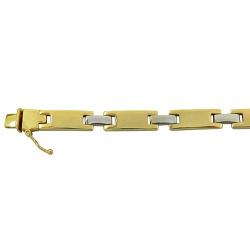 Pulseira em ouro 18k Masculina - JP0007515-7 - RDJ JÓIAS