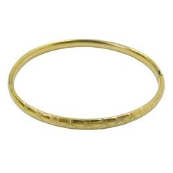 Pulseira em ouro 18k Algema Trabalhada - JPB000626... - RDJ JÓIAS