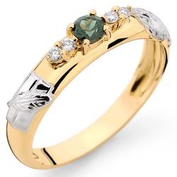 Anéis de formatura em ouro com Pedras Sintéticas -... - RDJ JÓIAS