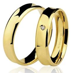 Aliança Bodas de Ouro - 7502102000 - RDJ JÓIAS