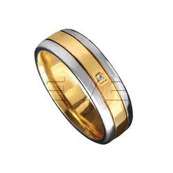 Alianças de casamento SEVEN CAL1005 - Cal1005 - RDJ JÓIAS