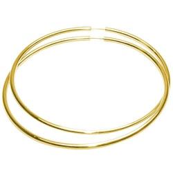 Argolas de Ouro Africanas - J01800272 - RDJ JÓIAS