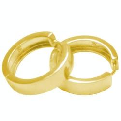 Argola em Ouro 18K - J01501106 - RDJ JÓIAS
