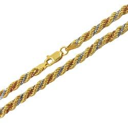 Corrente Trancilin Feminina em Ouro 9g - J74800592 - RDJ JÓIAS