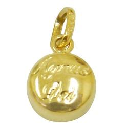 Pingente de ouro 18K Agnus Dei Pequeno - J03100488 - RDJ JÓIAS