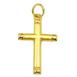 Pingente Cruz em ouro - J03100493 - RDJ JÓIAS