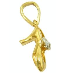Pingente de ouro Sapato Alto - J06201309 - RDJ JÓIAS