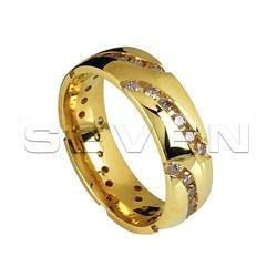 Aliança de Casamento Seven CES0001 - CES0001 - RDJ JÓIAS