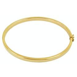 Pulseira Bracelete em Ouro - JPB000226-2 - RDJ JÓIAS