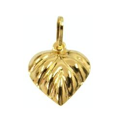 Pingente em Ouro Feminino Coração - J03100423 - RDJ JÓIAS