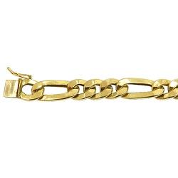 Pulseira de ouro Masculina - JP0002215-4 - RDJ JÓIAS