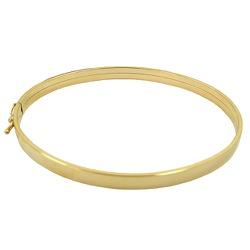 Bracelete Escrava em Ouro 18K Polido - JPBR000224- - RDJ JÓIAS