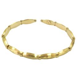 Bracelete Feminino de Ouro 18K - JPBR0004212-6 - RDJ JÓIAS