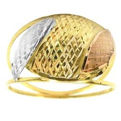 Anel em ouro 18k 750 Baratissimo - J15301019 - RDJ JÓIAS