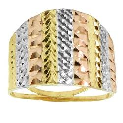 Anel em ouro feminino - J02700429 - RDJ JÓIAS