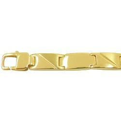 Pulseira Masculina em Ouro 18k - J0610174315-8 - RDJ JÓIAS