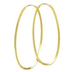 Argolas em Ouro Feminina - J01800629 - RDJ JÓIAS