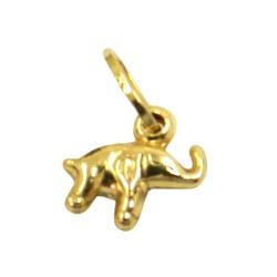 Pingente de Elefante em Ouro 18K - J03100614 - RDJ JÓIAS