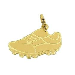 Pingente em Ouro 18K Chuteira Futebol - J14500489 - RDJ JÓIAS