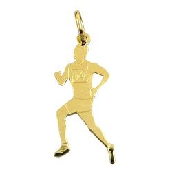 Pingente em Ouro 18K Corredor - J14500494 - RDJ JÓIAS