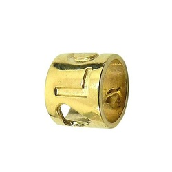 Separador de pingente LOVE em Ouro 18K - J17700043 - RDJ JÓIAS