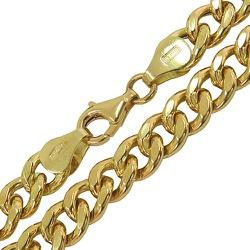 Corrente Masculina em Ouro 35g - JC0002235-0 - RDJ JÓIAS