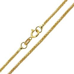 Cordão de Ouro 18K com Design Italiano 50cm - JC00... - RDJ JÓIAS