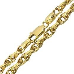 Cordão Masculino de Ouro 18K - JC0004211-6 - RDJ JÓIAS