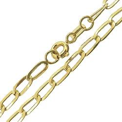 Correntes de Ouro Cartier Batida 18K Masculina 70c... - RDJ JÓIAS