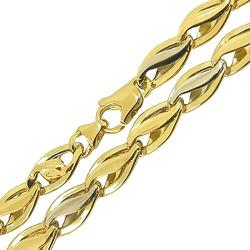Corrente Italiana de Ouro 18K Masculina 60cm - JC0... - RDJ JÓIAS