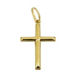 Cruz em Ouro 18K (0,750) - JPGR000120-7 - RDJ JÓIAS