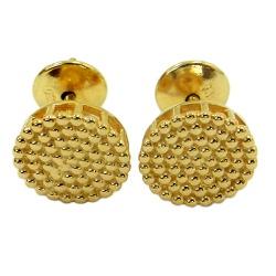 Brinco de Ouro Sem Pedras - J14501013 - RDJ JÓIAS