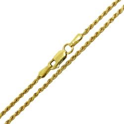 Corrente em Ouro 18k Trancilin - JC001524-0 - RDJ JÓIAS