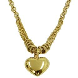 Gargantilha em Ouro 18k Coração - J0480059212-9 - RDJ JÓIAS