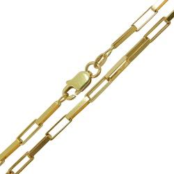 Corrente Masculina de Ouro - JC001123-5 - RDJ JÓIAS