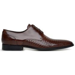 Sapato Social Masculino Mouro Trice - 32207 - Loja Riccally