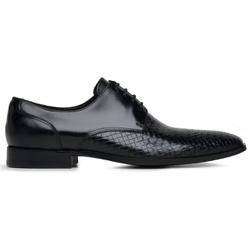 Sapato Social Masculino Trice Preto - 32207 - Loja Riccally