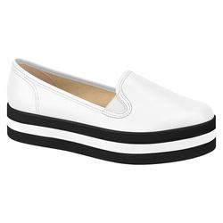 Slip Moleca Branco e Preto - Rilu Fashion