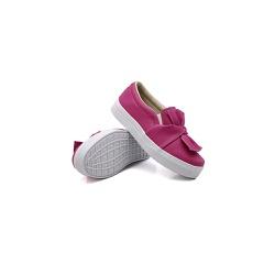 Slip On Laço Infantil Pink DKShoes