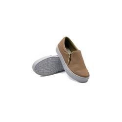 Slip On Zíper Infantil Rosê DKShoes - Rilu Fashion